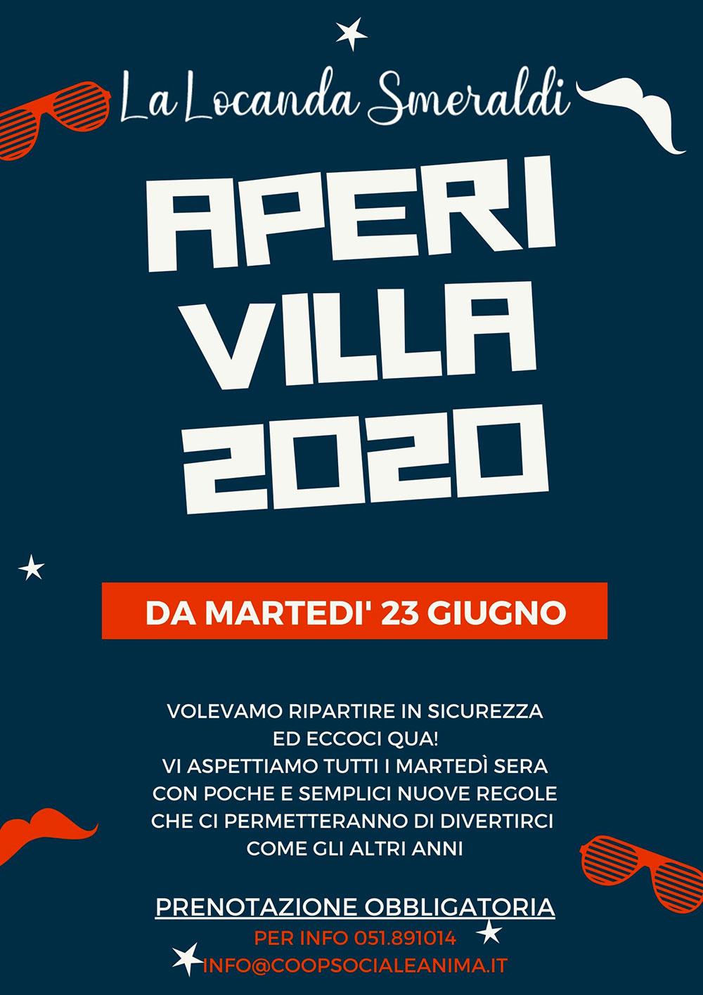 aperivilla 2020